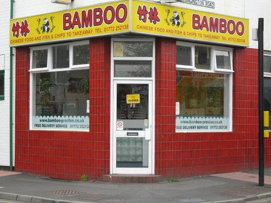 Bamboo Chinese Takeaway Preston Menu Prices Restaurant