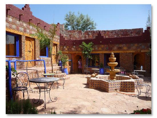Hotel Bin el Ouidane : les chambres