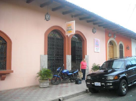 Hotel Kekoldi Granada : Front Entrance