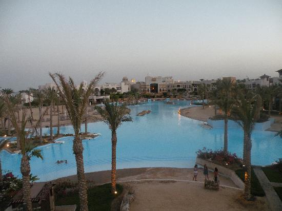 Port Ghalib Resort: le lagon artificiel