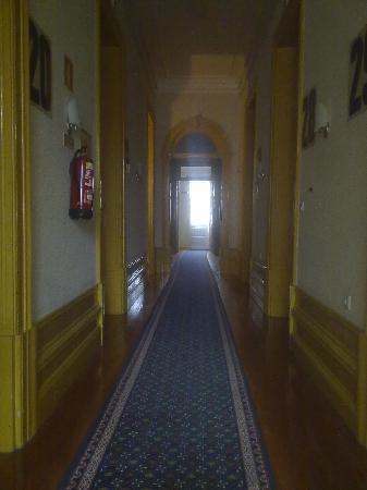 Hotel Senhor de Matosinhos : Pasillo 1