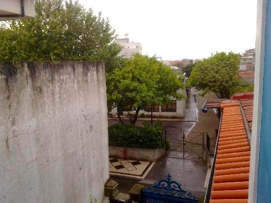 Hotel Senhor de Matosinhos: Vistas patio