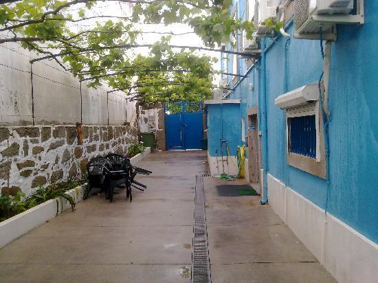 Hotel Senhor de Matosinhos: Patio