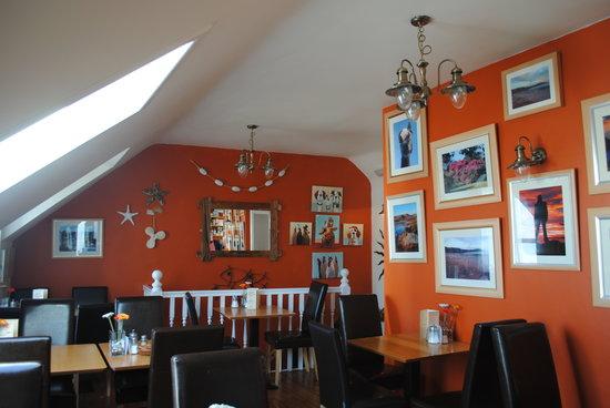 Portpatrick, UK: Inside The Port Pantry Bistro