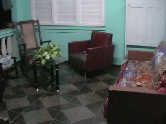 Casa de Pipa y Manuel: zona relax