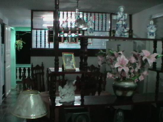 Casa de Pipa y Manuel: soggiorno