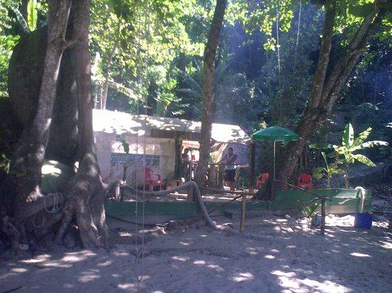 Petiscario do Eustaquio: Die Küche....