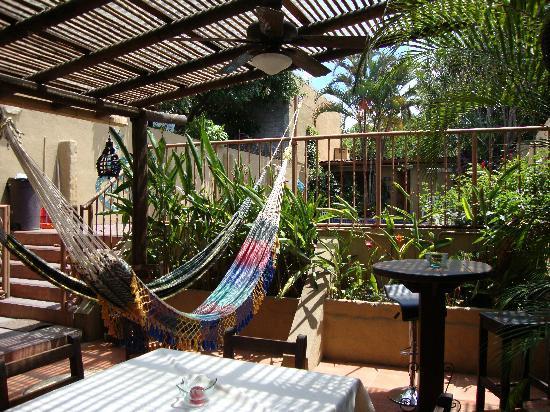 Hotel Casa Alegre / Posada Nena: Unser Lieblingsplatz
