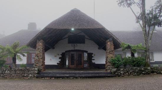 Mount Sheba, A Forever Lodge: Lodge Entrance