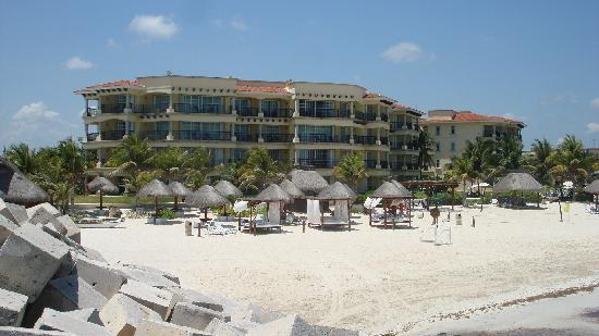 Hotel Marina El Cid Spa & Beach Resort: Part of the resort