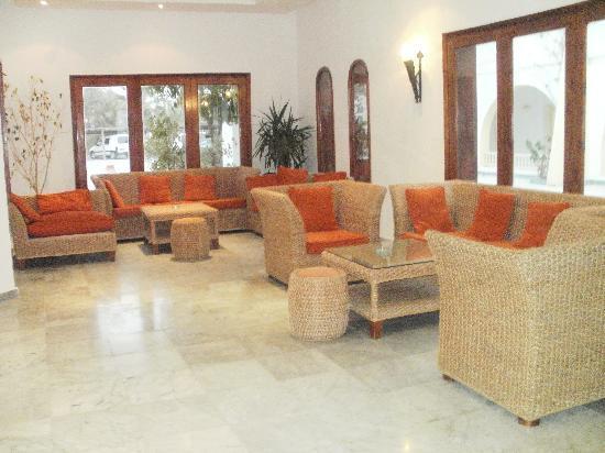 Hotel Cedriana: la reception