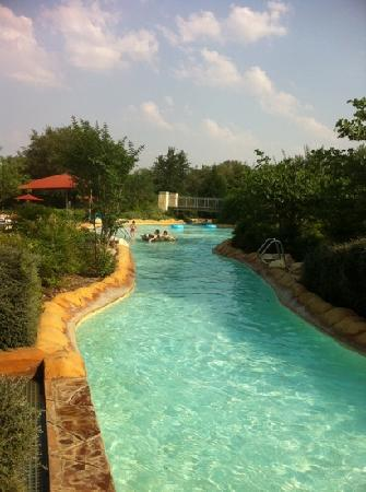 Hyatt Residence Club San Antonio, Wild Oak Ranch: lazy river