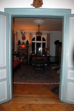 Hotel Villa Barleben am See: Guests' Lounge