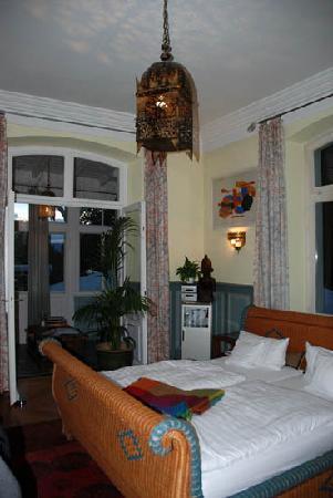 Hotel Villa Barleben am See : Bedroom 9