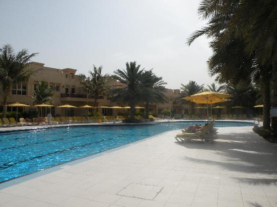 Al Hamra Residence & Village : super pool