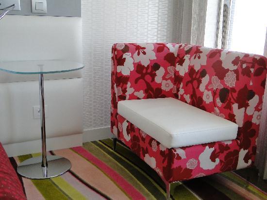Mercure Le President Biarritz Centre: la chambre