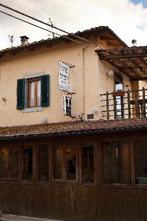 Osteria Ristorante San Vivaldo : il ristorante