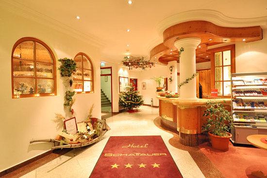 Hotel Schattauer in Wagrain - Lobby