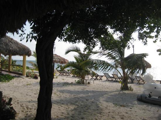 Hotel Maya Luna: View