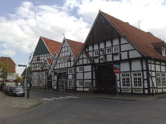 Rheda-Wiedenbruck, Germany: Wiedenbrück, Fachwerkensemble