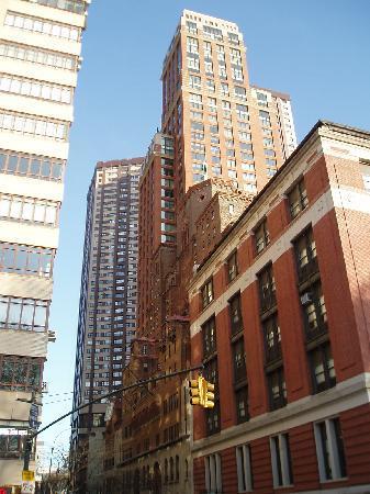 West Side YMCA: lo mejor la ubicación