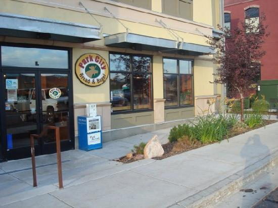 Wasatch Bagel Cafe Park City