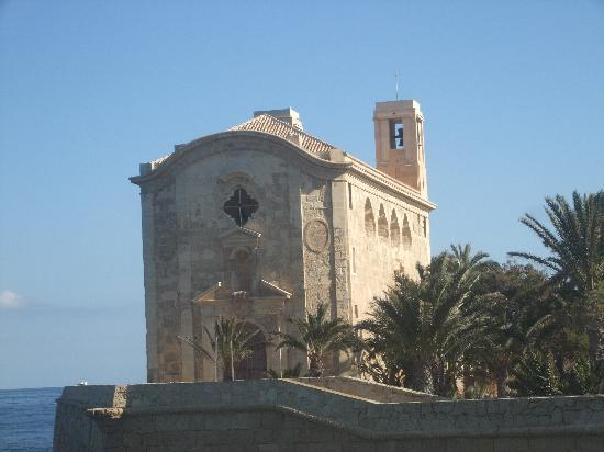 Isla de Tabarca, Spanyol: Church