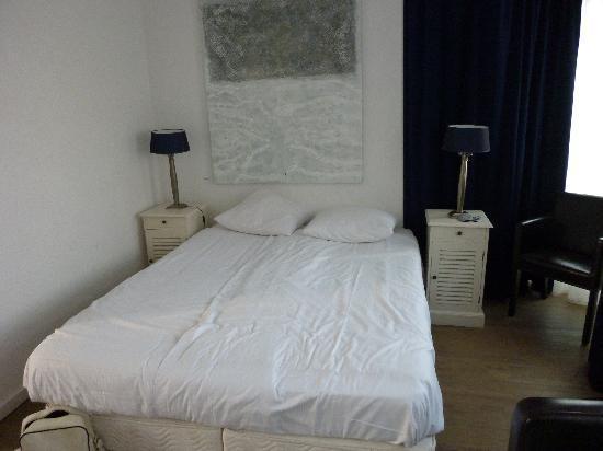 Strandhotel Duinheuvel : Hotelzimmer