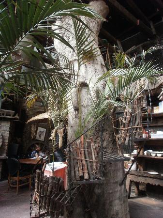 El Nido: inside the restaurant
