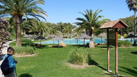 La Bobadilla, a Royal Hideaway Hotel: Garten
