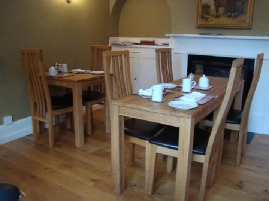 Hyde Mill: Breakfast Room
