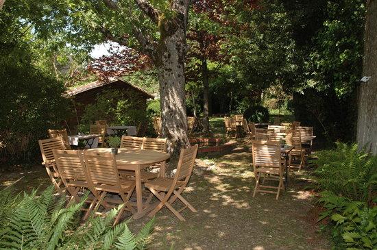 La Table : Jardin