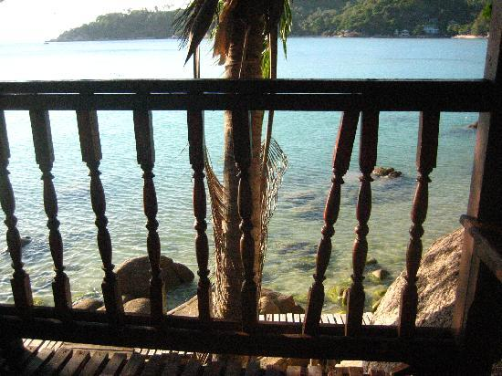 Taa Toh Lagoon Diving Resort: From the cottage
