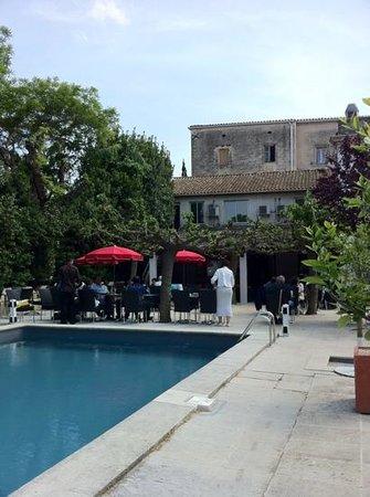 Pezenas, Francja: terrasse de l'Endroit