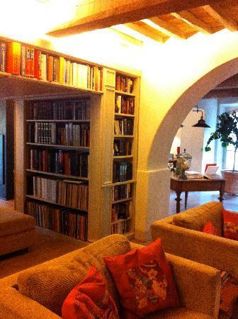 Agriturismo Casa Fabbrini: leggere