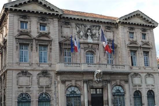 Marsiglia, Francia: Rathaus