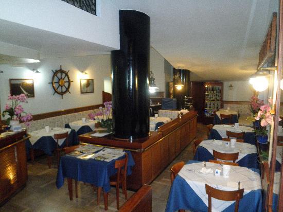 Hotel Pasquale : Breakfast room