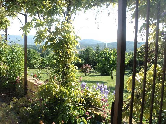 Le Mas Jorel: un paysage fantastique
