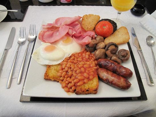 The Old Rectory at Broseley: Amaaazing breakfast