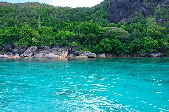 Domaine de La Reserve: Lagoon