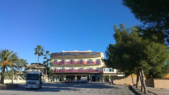Fortuna, Spanyol: EXTERIOR