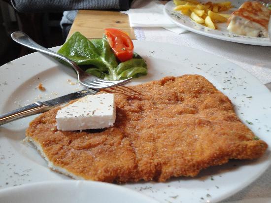 Kosovo: gutes essen