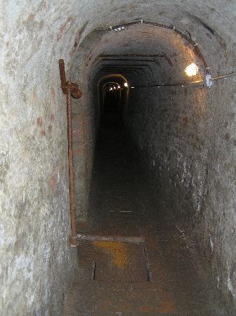Castello di Novi Ligure: Sotterranei di Novi Ligure
