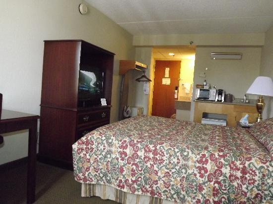 Days Inn Hershey: Room View #2