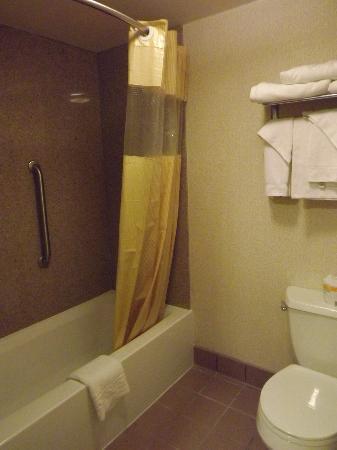 Days Inn Hershey: Bathroom