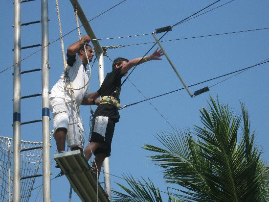 Club Med Ixtapa Pacific: Flying Trapeze