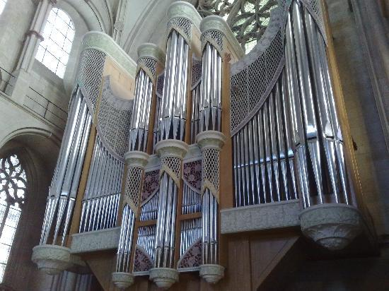 Muenster, Germany: Domorgel