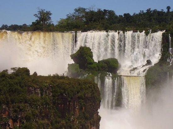 Royal Iguassu Hotel: Cataratas del Iguazú, espectacular
