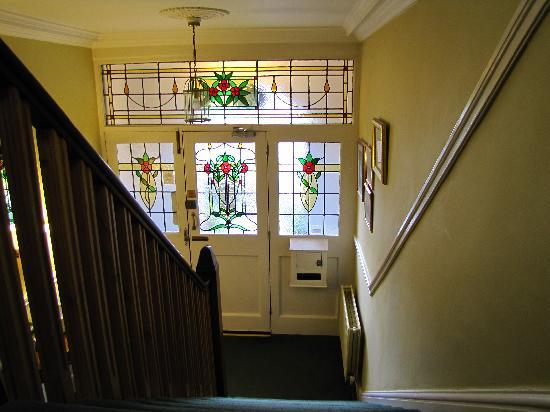Tinode House: Beautiful entryway