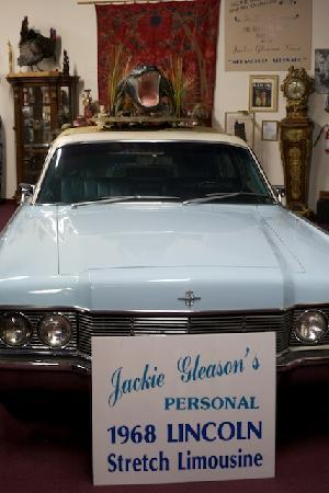 Σποκέιν, Ουάσιγκτον: Jackie Gleason's Limo